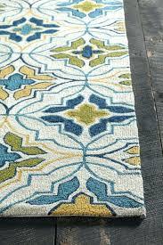 yellow grey area rug
