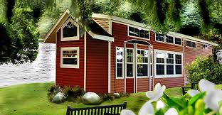 Small Picture Park Model Homes Canada