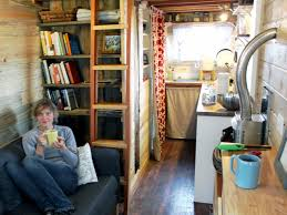 Tiny House With Tiny Home Offices HGTVs Decorating  Design - Very small house interior design