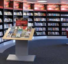 Library Book Display Stands Library Furniture Suppliers For Public Libraries 78