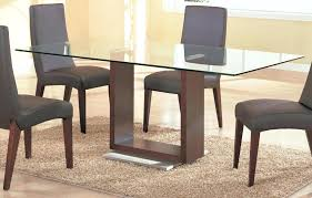 glass top dining tables with wood base glass top dining table wonderful with wood base great as round and pertaining to tables popular glass top dining