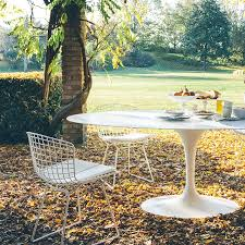bertoia knoll outdoor