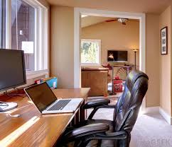 choose home office. a desk is an essential requirement for home office choose