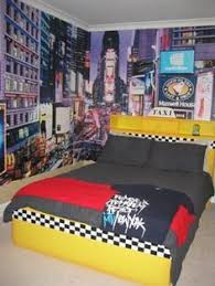 Broadway Themed Bedroom | ... , New York City Themed Bedroom Created By Www