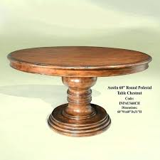 42 inch pedestal table inch round pedestal table table dining room table awesome inch round pedestal