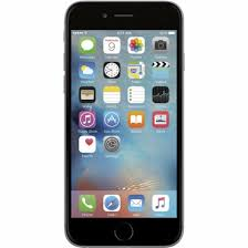 iphone 6 black front. apple - pre-owned (excellent) iphone 6 16gb cell phone (unlocked) iphone black front p