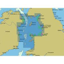 Olex Charts Chartworld For Olex 3d Chartplotters Irish Sea Northern Part