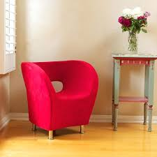 modern red chair red microfiber chair modern living room christopher knight home modern red microfiber accent chair