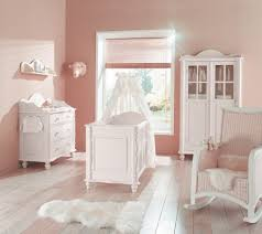Behang Babykamer Roze