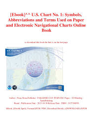 Nav Charts Online Ebook U S Chart No 1 Symbols Abbreviations And Terms