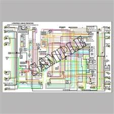 bmw wiring diagram, full color, laminated for bmw k1100 lt 1993 bmw e36 wiring diagram at 1993 Bmw Wiring Diagram