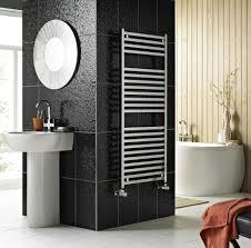 modern series wall mount towel warmer radiator
