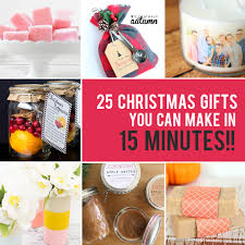25 gorgeous diy gifts you can make in 15 minutes quick and easy homemade