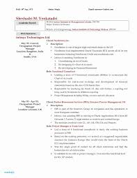 Examples Of Resume Profile Statements Resume