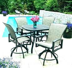 bar height outdoor tables counter height outdoor chairs bar height patio furniture bar height outdoor furniture