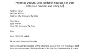007libertycreditconsulting advanced dispute debt validation request fair debt collection practices and billing