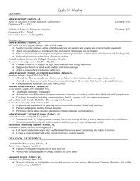 Gallery Of Day Habilitation Specialister Letter Resume Templates