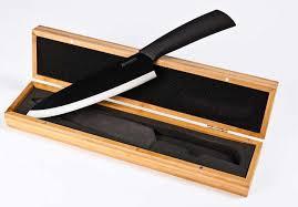 Vos Professional Ceramic Chefu0027s Knife  8 Inch  Vos Ceramic KnifeCeramic Kitchen Knives