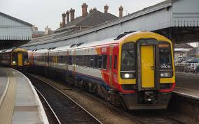 Salisbury railway station