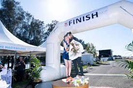 He knocked into other athletes after crossing the line before vomiting. Paralympic Marathon Runner Michael Roeger And Pacesetter Jaryd Clifford Smash World Records At Tokyo Qualifying Marathon The Transcontinental Port Augusta Sa