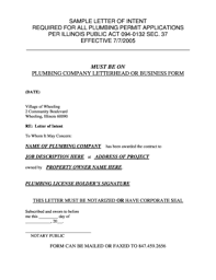 Letter Of Intent Sample Forms And Templates - Fillable & Printable ...