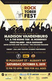 Graphic Design Albany Ny Rocktoberfest Returns To Rock Albany Warehouse District