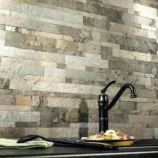 post l n stick tile backsplash and glass home depot self stone adhesive wall tile backsplash
