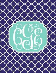 Marvelous Create Monogrammed IPhone Wallpapers In 10 Easy Steps   Sweet