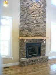cleaning sandstone fireplace stone fireplace fronts fabulous floor to ceiling stacked stone fireplace design ideas with