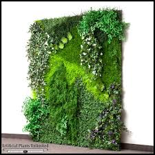 click to enlarge on artificial forest fern green wall foliage with assembled replica indoor vertical garden artificial plants unlimited