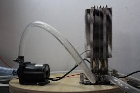 based on diy aquarium chillers e g used to keep shrimp and axolotl happy a peltier thermal electric cooler tec system was designed