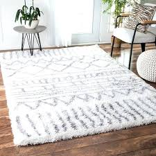 white fuzzy rug large white area rug area rugs black and white rug large white white fuzzy rug