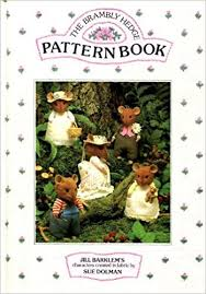 the brambly hedge pattern book amazon co uk sue dolman jill barklem 9780001839779 books