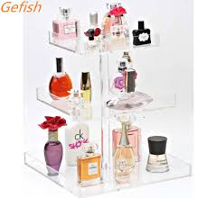 Acrylic Perfume Display Stand Custom 100 Tiered Acrylic Perfume Display Stand Acrylic Perfume 1