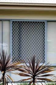 Decorative Security Grilles For Windows Diamond Grille Security Windows Made Installed Valesco Security
