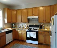 how to stain cabinets