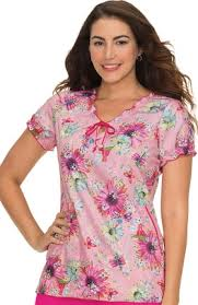Scrub Top Patterns Mesmerizing Printed Scrub Tops For Women Shop Cute Discounted Prints At Allheart