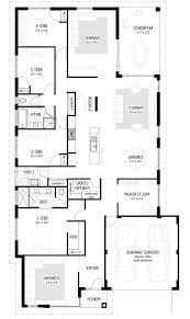 5 Bedroom Ranch House Plans With Basement 31 3 Bedroom Floor Plans