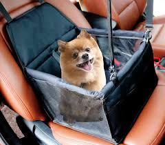 minitreasure black dog booster car seat