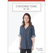 Tunic Patterns Mesmerizing Hey June Handmade Cheyenne Tunic Printed Pattern Imagine Gnats