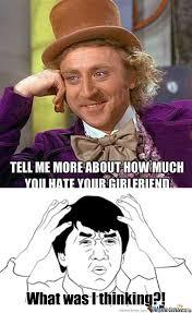 RMX] Single Guys Talking To Their Taken Friends. by odoeb - Meme ... via Relatably.com