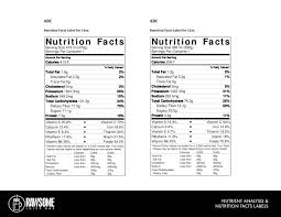 Booster Juice Nutrition Chart Nutrition Facts Rawsome Juice Bar
