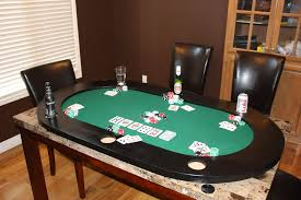 Poker Table Felt Designs Hand Made Poker Table Top By Scenic View Creations