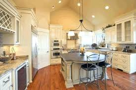cathedral ceiling lighting options. Cathedral Ceiling Lighting Kitchen Ideas Track Vaulted Pendants . Options L