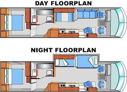 rv floor plans. Picture Of A Class Motorhome Floor Plan Rv Plans