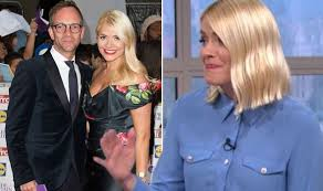 The couple, who have been happily married for nearly 12 years, were out. Holly Willoughby Reveals How Husband Dan Drives Her Mad On This Morning Tv Radio Showbiz Tv Express Co Uk