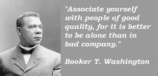 Booker T Washington Quotes Gorgeous Booker T Washington Quotes Booker T Washington Quote Bad