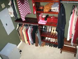 john louis closet system organizers home depot reviews standard shelving