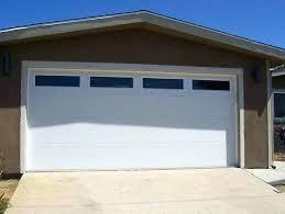 16 foot garage door panels garage door replacement panels panel replacement m g a
