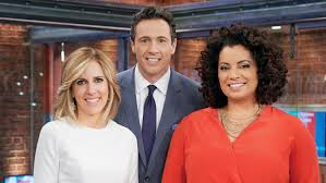 Morning Ratings Race Cnn Cbs Grow As Today Closes In On